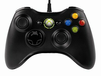 Microsoft Xbox 360 Wired Controller for Windows & Xbox[52A-00003]