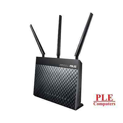 ASUS DSL-AC68U 802.11ac Dual-Band AiMesh Wireless-AC1900 Gigabit ADSL/VDSL Mo..