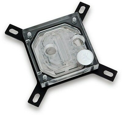 EK Supremacy EVO Plexi/Nickel CPU Waterblock[3831109800065]