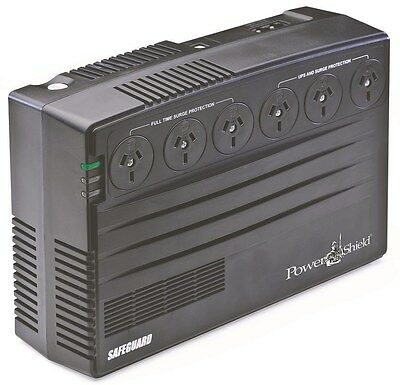 Power Shield SafeGuard 750VA UPS [PSG750]