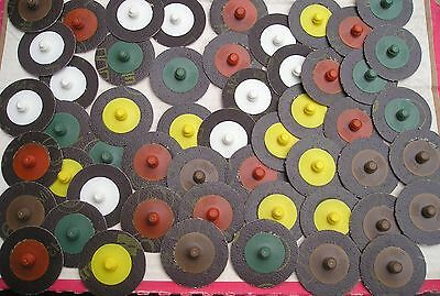 3M Roloc sanding and grinding discs in 50mm size, a real steal at this price