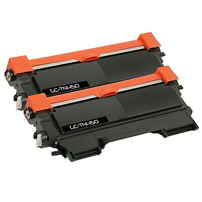 2 PK Compatible TN450 Toner Cartridge for Brother HL-2270DW HL-2280DW MFC-7360N