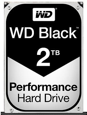 "WD Black WD2003FZEX 3.5"" 2TB 64MB 7200RPM Desktop HDD[WD2003FZEX]"