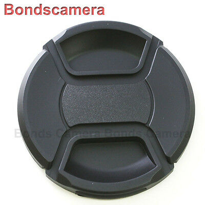 86mm 86 mm Center Pinch Snap-On Lens Cap for Canon Nikon Sony Tamron DSLR Camera