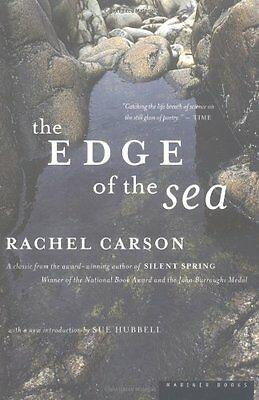 NEW The Edge of the Sea by Rachel Carson