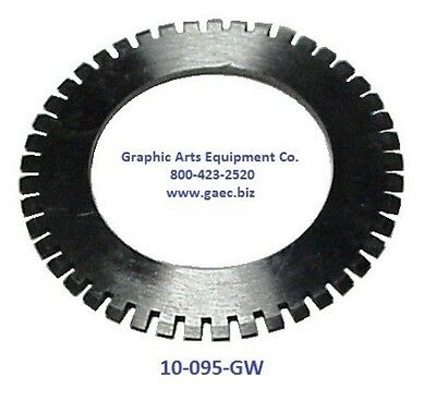 Graphic Whizard Perforating, Scoring, or Slitting Blades