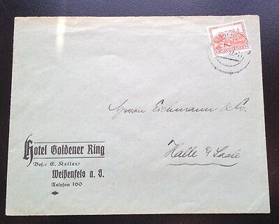 #X838 * Germany * 1932 * Cover with Stamp * We combine shipping