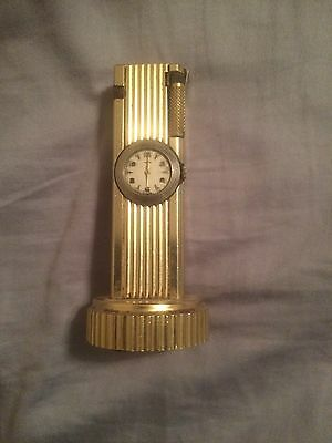Vintage 1950's Cygnus Watch And Lighter