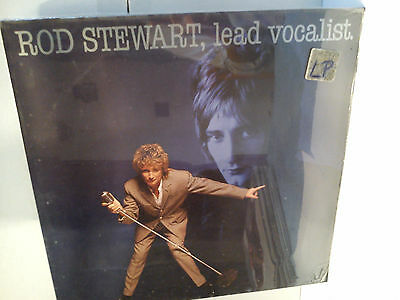 Rod Stewart - Lead Vocalist        ..............................Vinyl