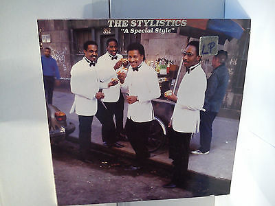 The Stylistics - A special style.......................  Vinyl