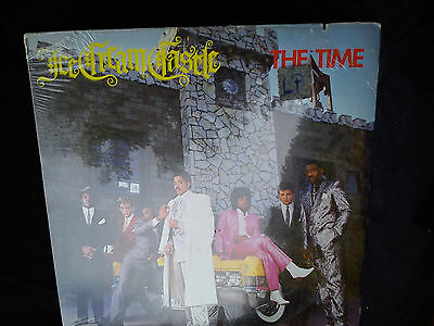 The Time - Ice cream castle        ..............................Vinyl