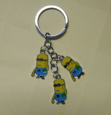 New Creative Metal Keychain Keyring Keyrings Keyfob For Gift SL29C HOT SELL