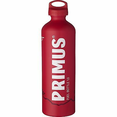 Primus Fuel Bottle 1 ltr litre Red Omnifuel stove Spare fuel container