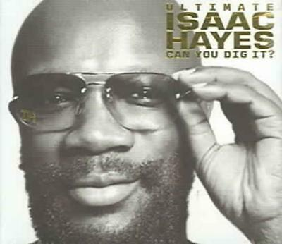 Isaac Hayes - Ultimate Isaac Hayes: Can You Dig It? New Cd