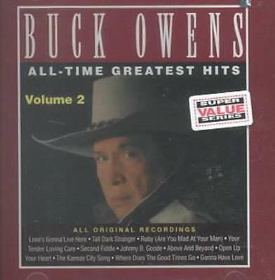Buck Owens - All-Time Greatest Hits, Vol. 2 New Cd