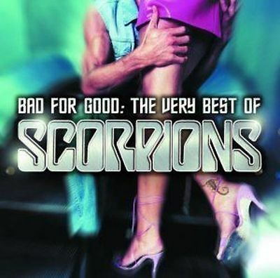 Scorpions - Bad For Good: The Very Best Of Scorpions New Cd