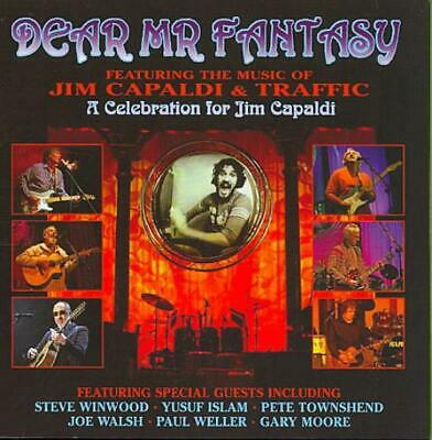 Dear Mr. Fantasy A Celebration For Jim Capaldi New Cd