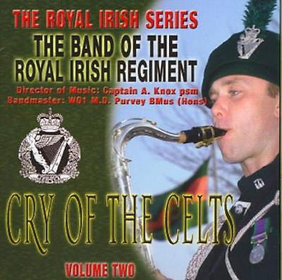 Band Of The Royal Irish Regiment - Cry Of The Celts: Royal Irish, Vol. 2 New Cd