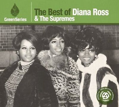 Diana Ross & The Supremes/diana Ross - Best Of Diana Ross: Green Series New Cd