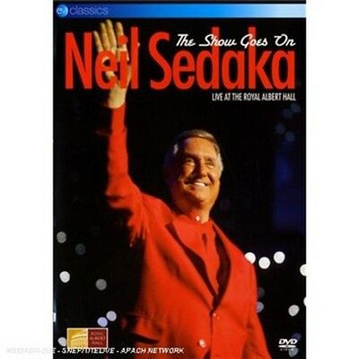 The Show Goes On New Region 2 Dvd