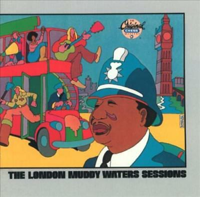 Muddy Waters - The London Muddy Waters Sessions New Cd