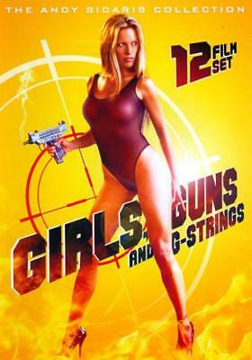 Girls, Guns And G-Strings: The Andy Sidaris Collection New Region 1 Dvd