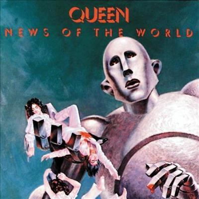 Queen - News Of The World [Deluxe Remastered Version] New Cd