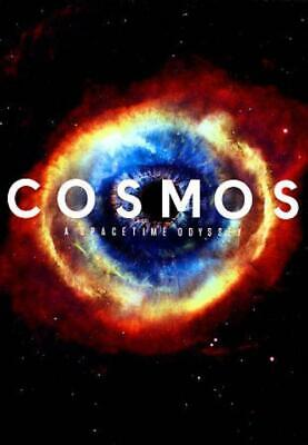 Cosmos: A Spacetime Odyssey New Region 1 Dvd