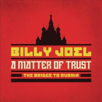 Billy Joel - A Matter Of Trust: The Bridge To Russia New Cd