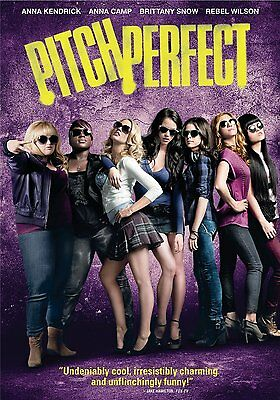 Pitch Perfect, DVD 2012 . COMBINE SHIPPING