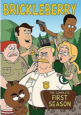NEW Brickleberry: The Complete First Season (DVD)