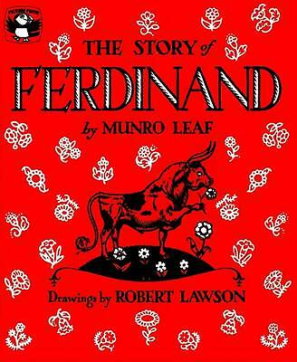 NEW The Story of Ferdinand (Picture Puffin Books) by Munro Leaf
