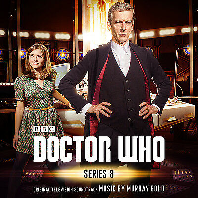 Doctor Who - Music From Series 8 - 3CD set