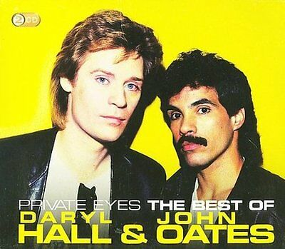 Daryl Hall & John Oates - Private Eyes: The Best Of [Slipcase] New Cd