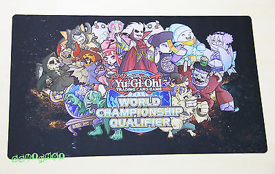 D356 Free Mat Bag Custom Made Playmat Yugioh Ghostrick Play Mat