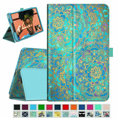 brand new a8490 48ef6 FINTIE SLIM SMART Book Cover Stand Case For Samsung Galaxy Tab A 9.7 SM-T550