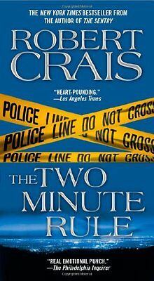 NEW The Two Minute Rule by Robert Crais