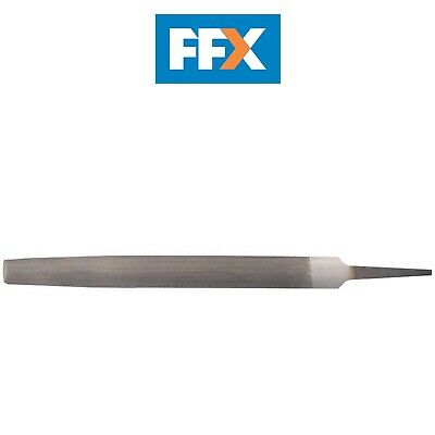 Draper HRF/2 12 x 200mm Second Cut Half Round File