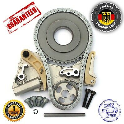 Replacement Audi A4 A6 2.0 TDI Oil Pump Chain Tensioner Crank Sprocket BLB