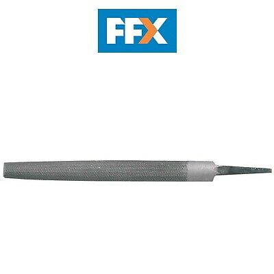 Draper HRF/2 12 x 150mm Second Cut Half Round File