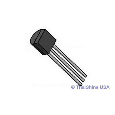 5 x LM35 LM35DZ CENTIGRADE TEMPERATURE SENSORS - USA Seller - Get It Fast