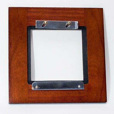 """1 ADAPTER  6""""x 6"""" for ANSCO 8x10"""" Lips=1/4"""" for use 92mm x 94mm Pacemaker boards"""