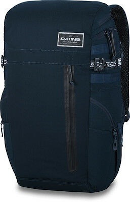 Dakine Apollo Backpack Pack bag 30L with Laptop & iPad Sleeve Navy Canvas 2015