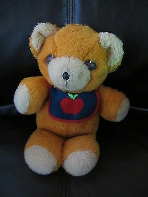 Fisher Price FREDDY TEDDY Bear Plush squeaks # 418 ~CUTE vintage 1975