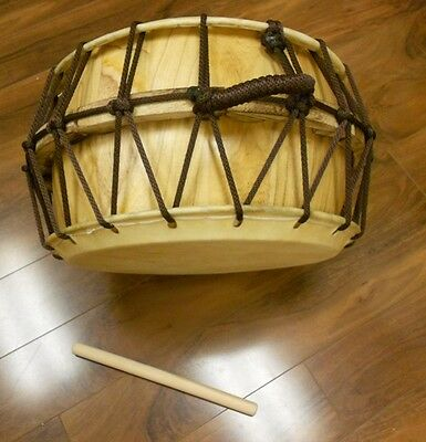 "Buk Korean Barrel Drum 15.5"" 1.3 ja"