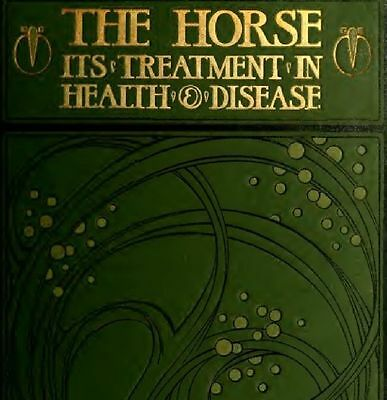 Horse Books Veterinarian Collection 65+ Books On Dvd
