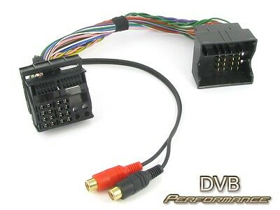 Connects2 ctvpgx010 Peugeot 607 2002-2005 Mp3 Ipod Aux Input Audio Adaptador