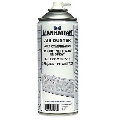 Manhattan 400ml Can Air Duster - Compressed Air **UK Mainland Shipping Only**