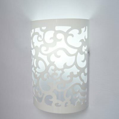 Fuloon  LED Sconce Lighting Lamp Wall Light Hallway Stairs Hotels Lights White
