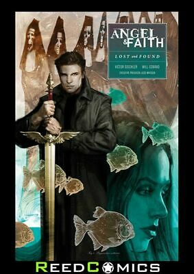 ANGEL and FAITH (SEASON 10) VOLUME 2 LOST AND FOUND GRAPHIC NOVEL New Paperback
